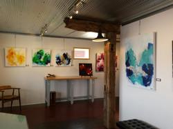 Ashley Kunz at 5foot20 Exhibition