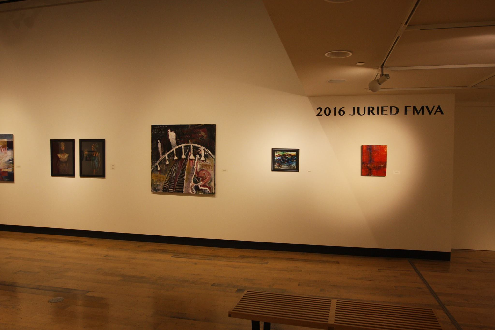 2016 Juried -Memorial Union Gallery