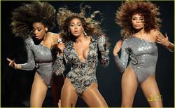 Beyonce Hens Dance Class