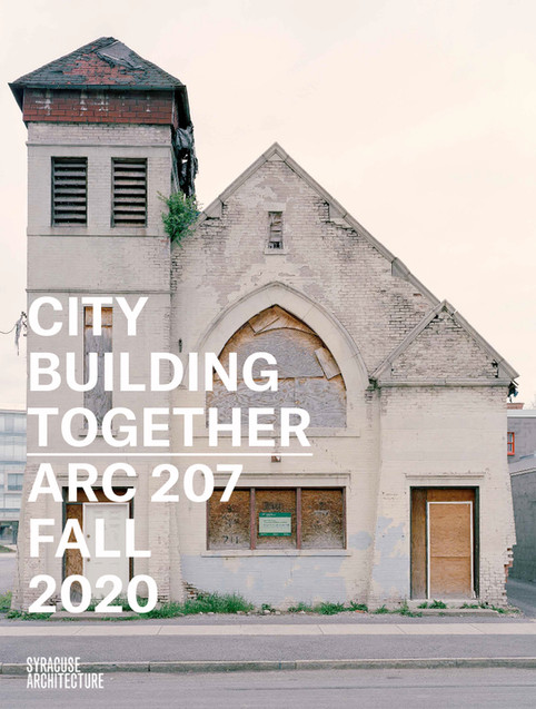CITY BUILDING TOGETHER