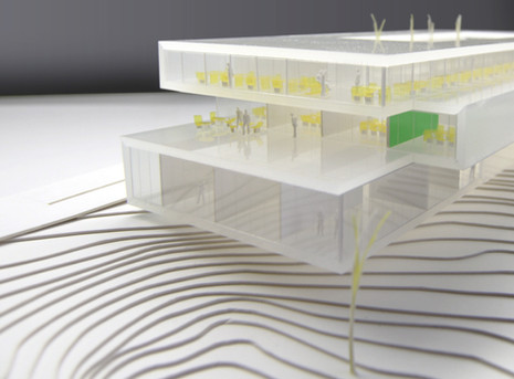 064_School of Civil Engineering. Lugo, Spain. Open Competition. 1st Prize 2009