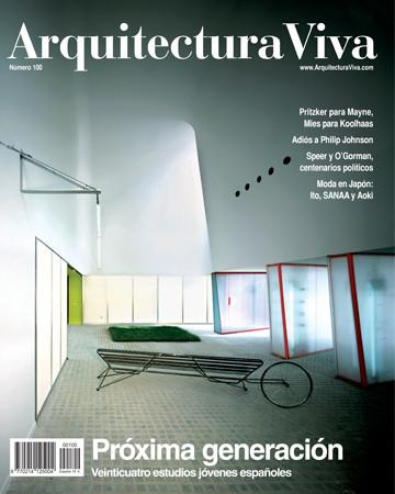 Arquitectura Viva #100. Next Generation