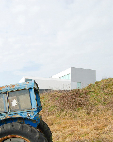 002_Youth Center. Guntin, Spain. Completed 2005