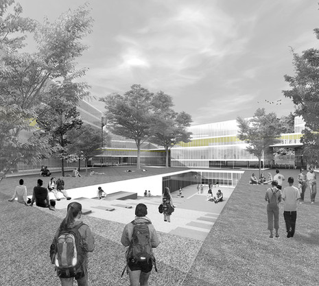 082_CAMPUS 2015 Aaalto Univ. Helsinki, Finland. International Competition. Honorable Mention. 2015