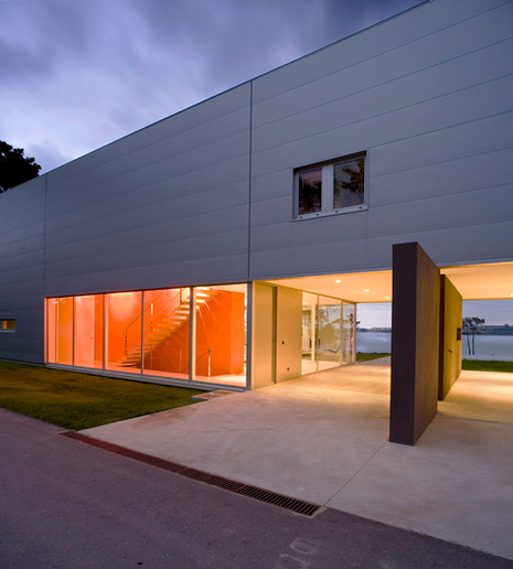 020_P12 House. Foz, Spain. Completed 2005