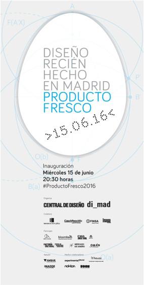 Producto Fresco. Matadero Madrid