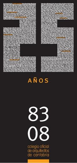 25 Años Colegio Arquitectos Cantabria