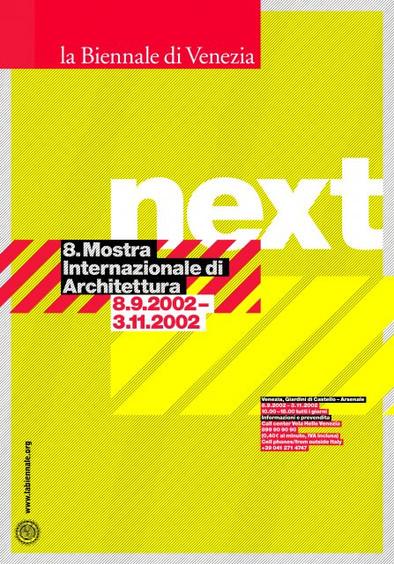 VIII Venice Biennale. 2002