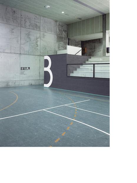 006_N-Sports Hall. Santander, Spain. Completed 2004