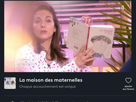"""Le Sourire de Suzie, """"pépite de la semaine"""" dans les Maternelles"""