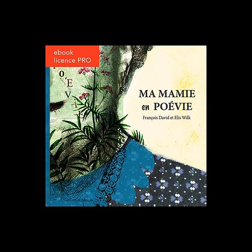Numérique - Ma Mamie en Poévie PRO