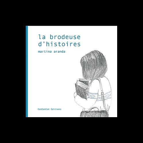 Numérique - La brodeuse d'histoire