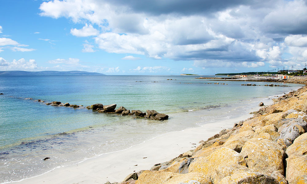 A view of Salthill