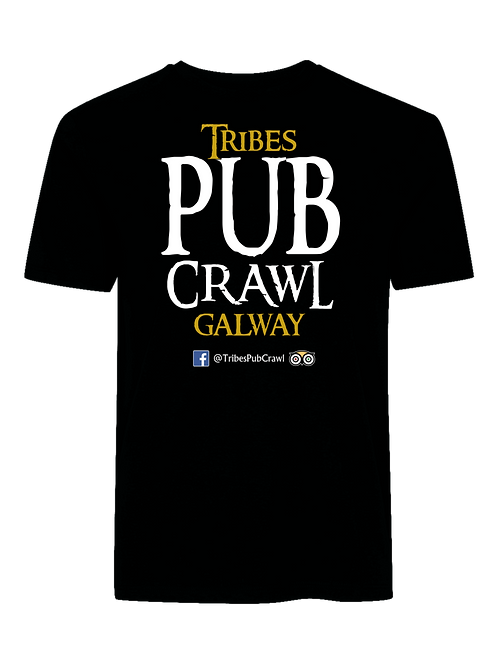 Tribes Pubcrawl T-shirt