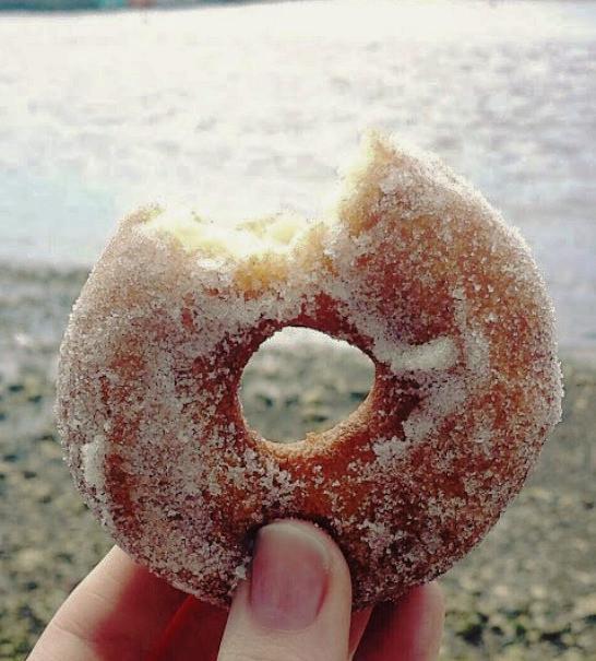 A Boychik doughnut
