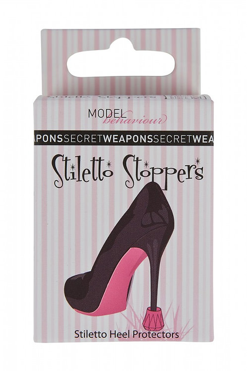 Stiletto Stoppers High Heel Protectors (Clear)