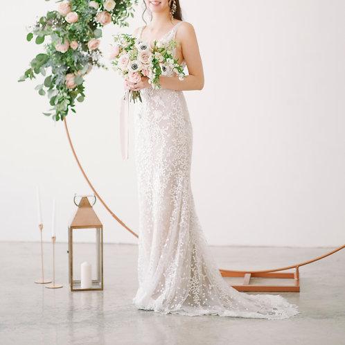 WA247 - 澳洲品牌White April Bridal魚尾婚紗