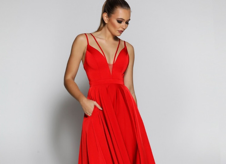 8 Popular Western-Style Red Gowns from Jadore(AU) ︱8款最受歡迎的西式紅裙來自澳洲品牌Jadore