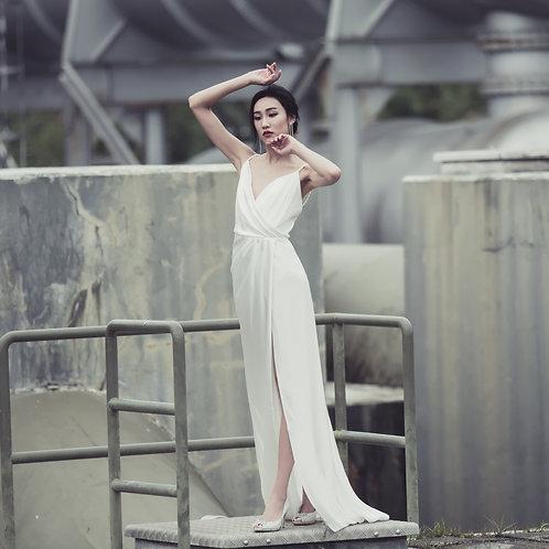 WGG2136 - satin輕婚紗