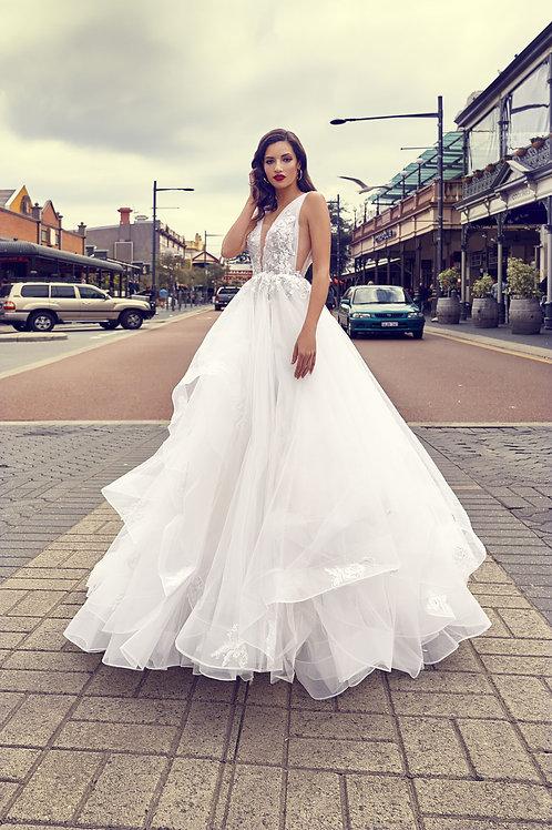 WGZ022 -澳洲品牌Zavana Bridal婚紗