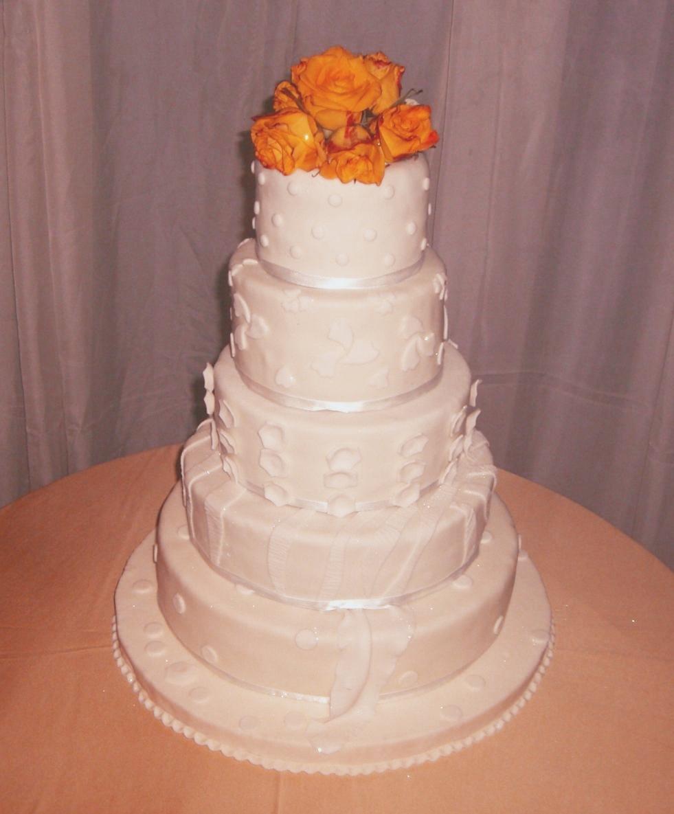Gâteau mariage!