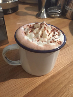 Chocolat chaud giLuna
