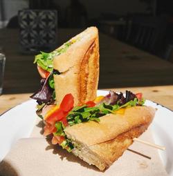 Sandwich Bacon & Cheddar