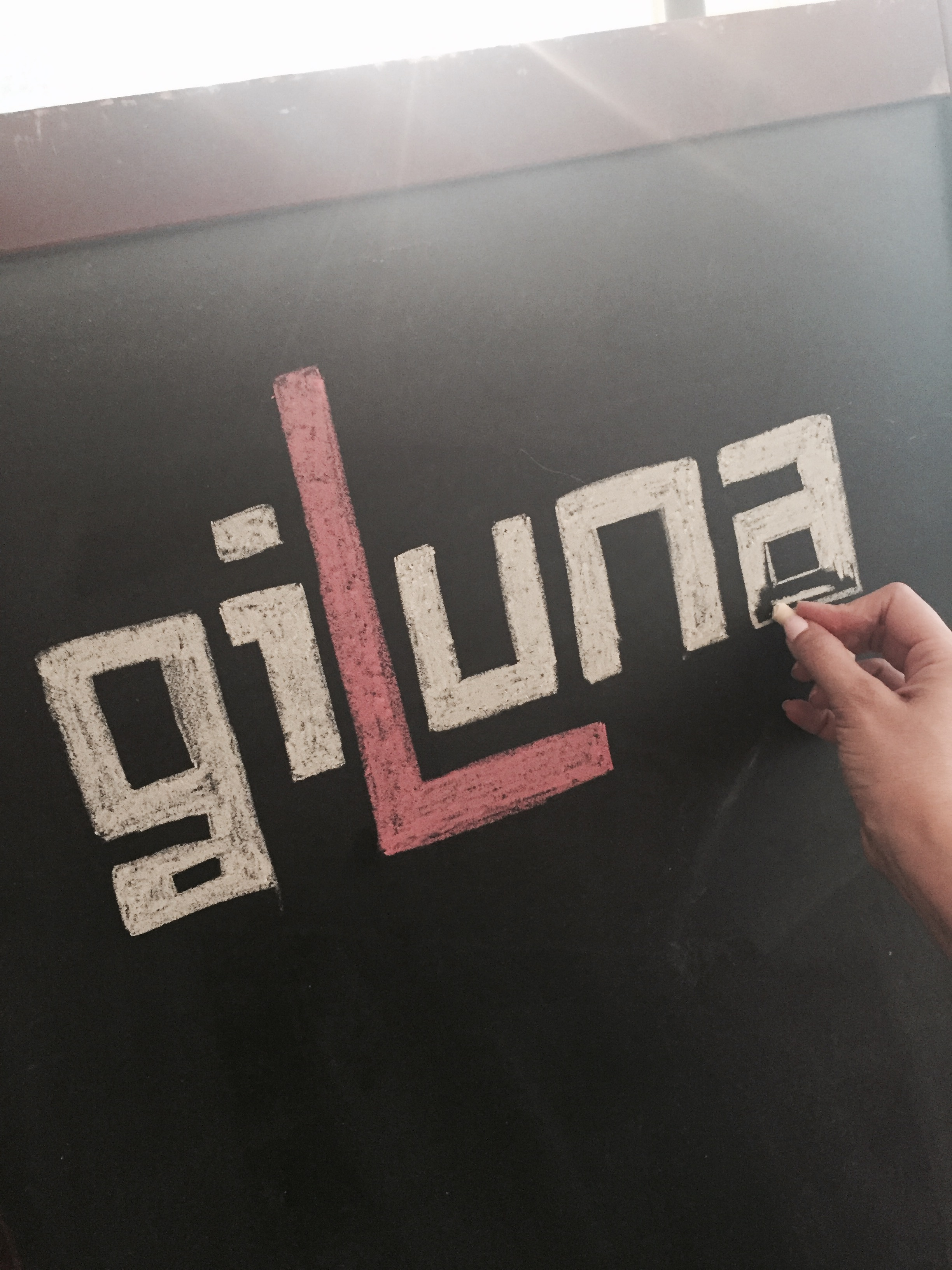 giLuna coffee