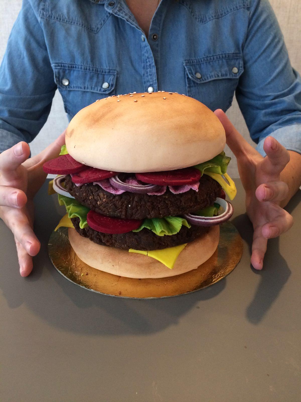 Burger NINKASI