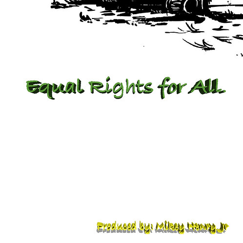 2019 EP Equal Rights For All.