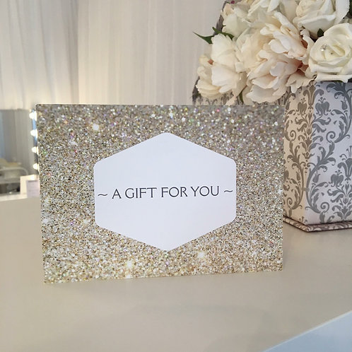 Gift Voucher - No Expiary