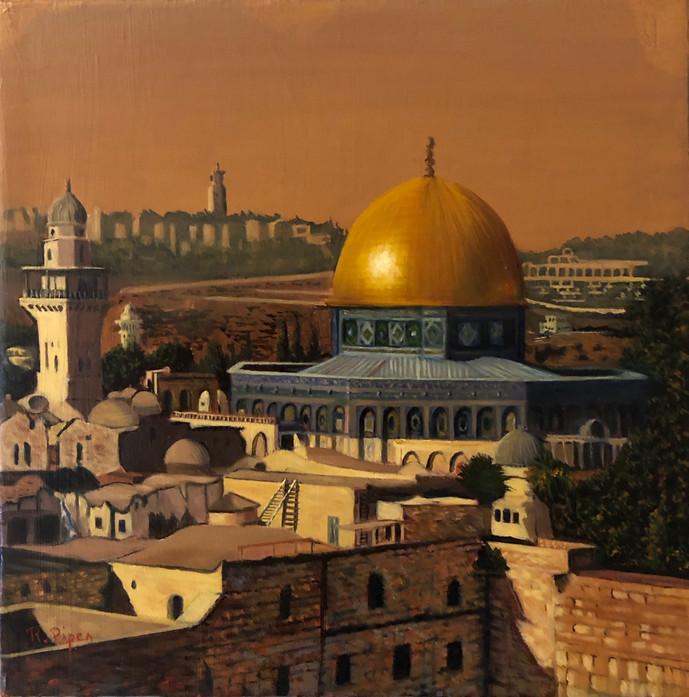 Jerusalem, private collection