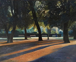 Villa Borghese one afternoon