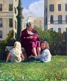 La Mamie du square Péreire