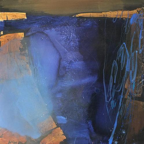 Blue Chasm I