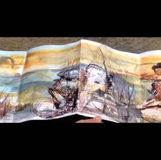 Brisons Veor Residency - Sketchbook 1