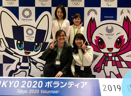 3 Reasons Why You Should Volunteer for The Tokyo 2020 Summer Olympics