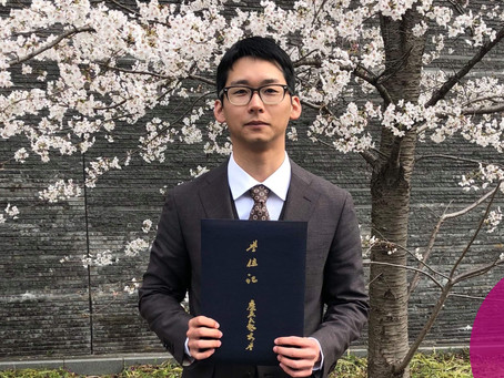 Gaijins of Japan: Foreign student in Japan as Thai Branch CEO for Global Niche Tech SME in Japan
