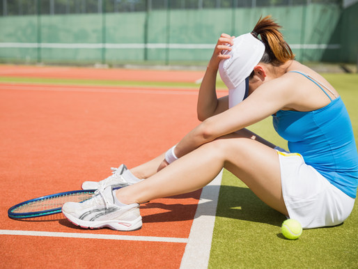 When it all goes wrong: Ten steps for coping with disappointment in sport