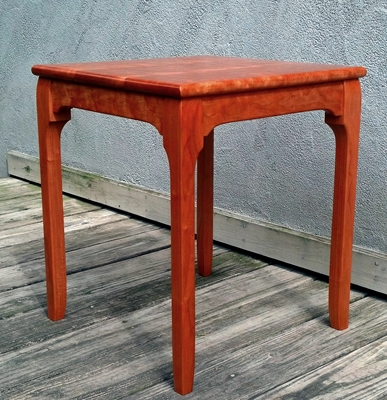 Curly Cherry Table (Copy)