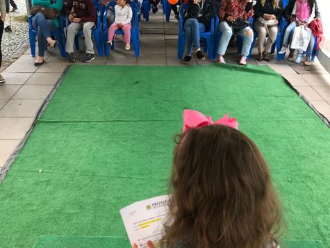Feira do Livro recebe premiação do concurso cultural Dedo Verde