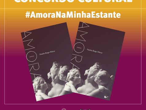 Feira do Livro lança concurso cultural #AmoraNaMinhaEstante