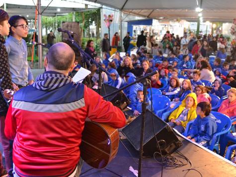 Desafios prometem agitar o segundo fim de semana da 34ª Feira do Livro de Caxias do Sul