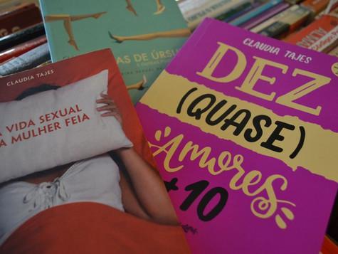 Escritora Cláudia Tajes participa de bate-papo nesta sexta-feira na 34ª Feira do Livro