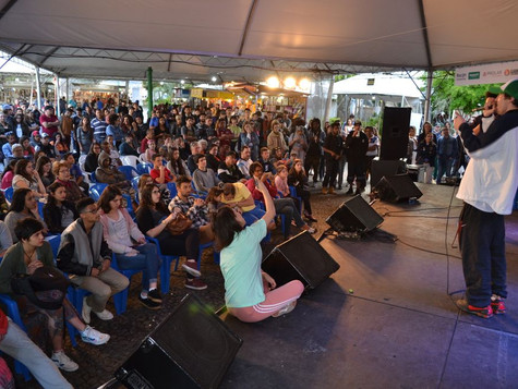 34ª Feira do Livro de Caxias do Sul recebe mais de 48 mil visitantes no segundo fim de semana