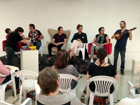Mesa reúne ganhadores do Prêmio Jabuti