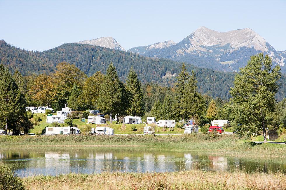 Mountain Camping