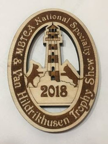 2018 National Specialty & VHTS magnet