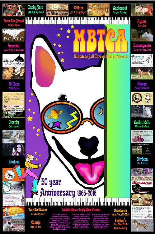 MBTCA 50 Year Anniversary Poster