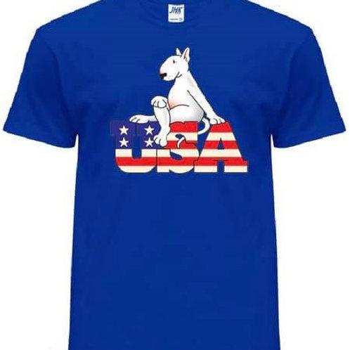 Team USA Men's T Shirt